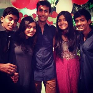 Cousins :)